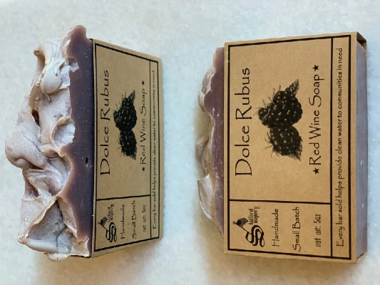 Dolce Rubus Soap